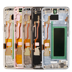Image 5 - ORIGINAL SUPER AMOLED S8 LCD with Frame for SAMSUNG Galaxy S8 G950 G950F Display S8 Plus G955 G955F Touch Screen Digitizer