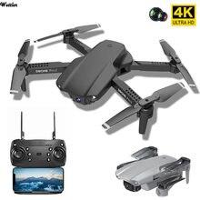 Drone Pro2 E99 mit 4K HD Kamera WIFI FPV RC Quadcopter mit 1080P Kamera Mini Drone Hubschrauber Eders spielzeug Geschenk Beste für Kinder Spielzeug