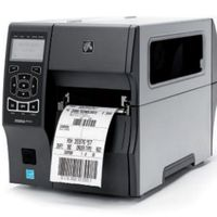 Zebra ZT410 300dpi Industrial Barcode Printers label printer ticket printer
