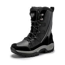 Zapatillas de deporte para mujer botas de nieve zapatos de algodón de invierno botas cálidas de felpa de tobillo 2019 zapatos de correr de marca de mujer calzado impermeable de cuña
