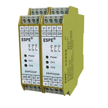 цена New Original EB4P2A24P Solid State Electrical Parts Electric Relay Module 24v Safety Relay онлайн в 2017 году