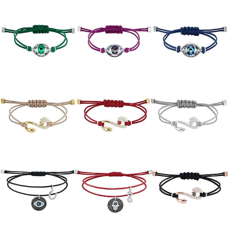 Original SWA Bracelet Power Collection Bracelet With Original Logo Woman Jewelry Gift Wedding Party Jewelry Free Shipping.