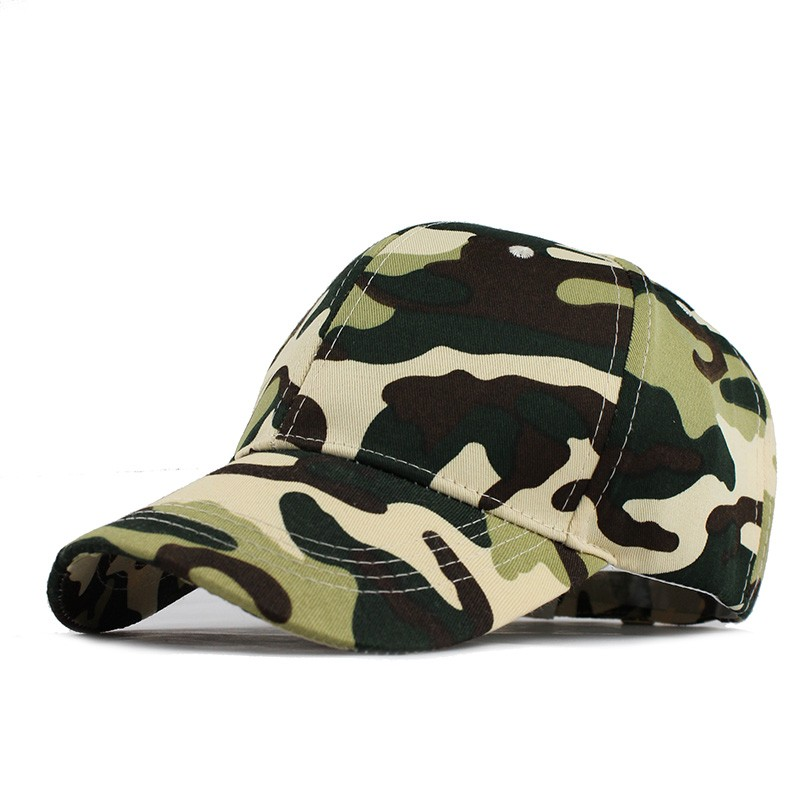 2016 Wholesale Brand Fitted Hat Baseball Cap Casual Camouflage casquette Snapback Gorras Adjustable dad Hats For Men women #XW 1
