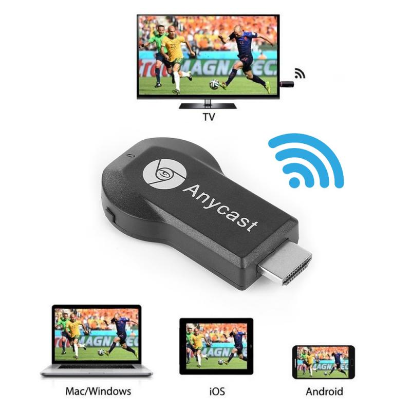Wireless TV Stick M9 Plus 1080P HDMI Wifi Display Receiver Dongle DLNA Airplay TV Transmission Receiver For Netflix Accessories