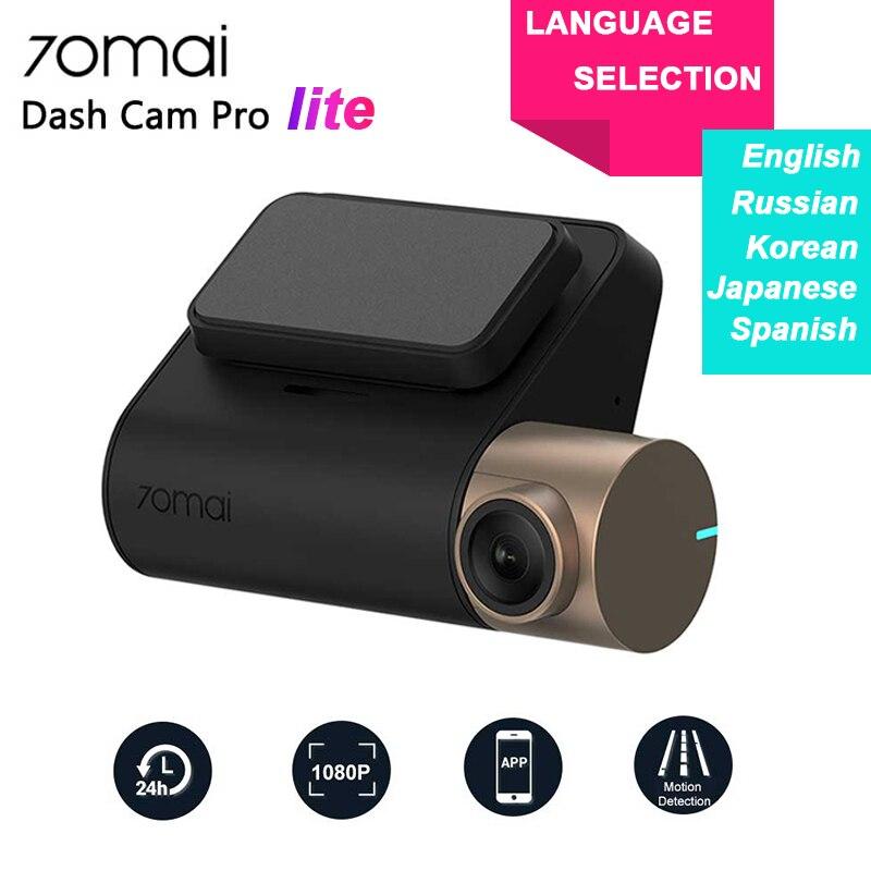 70mai Assistance-System Driving-Recorder Cam-Lite Car-Dvr Dash-Camera 1080P Advanced