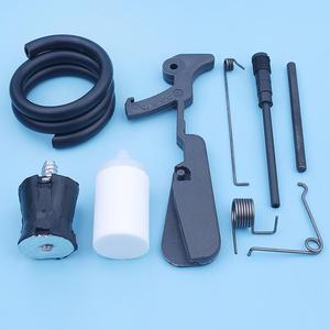 Image 3 - Gas Fuel Tank Rear Handle Repair Kit For Husqvarna 181 281 288 288XP 281XP Chainsaw Throttle Latch Arm Spring AV Buffer Vent