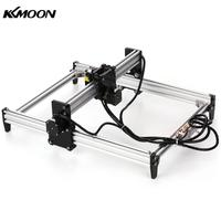 Desktop DIY Laser Engraving Machine CNC Engraver Carver Laser Printer with Protective Glasses for Carving Cutting and Engraving