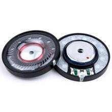 2PCS Hifi 40mm Headphone Speaker Unit Neodymium Headset Driver 112db Mid Bass Speakers Repair Parts For Headphones 2pcs