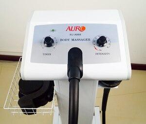 Image 3 - AURO מפעל G5 ויברטור 5 ראשי עיסוי יופי מכשיר גוף הרזיה לעיסוי מכונה Au A868 לעמוד עם משלוח חינם