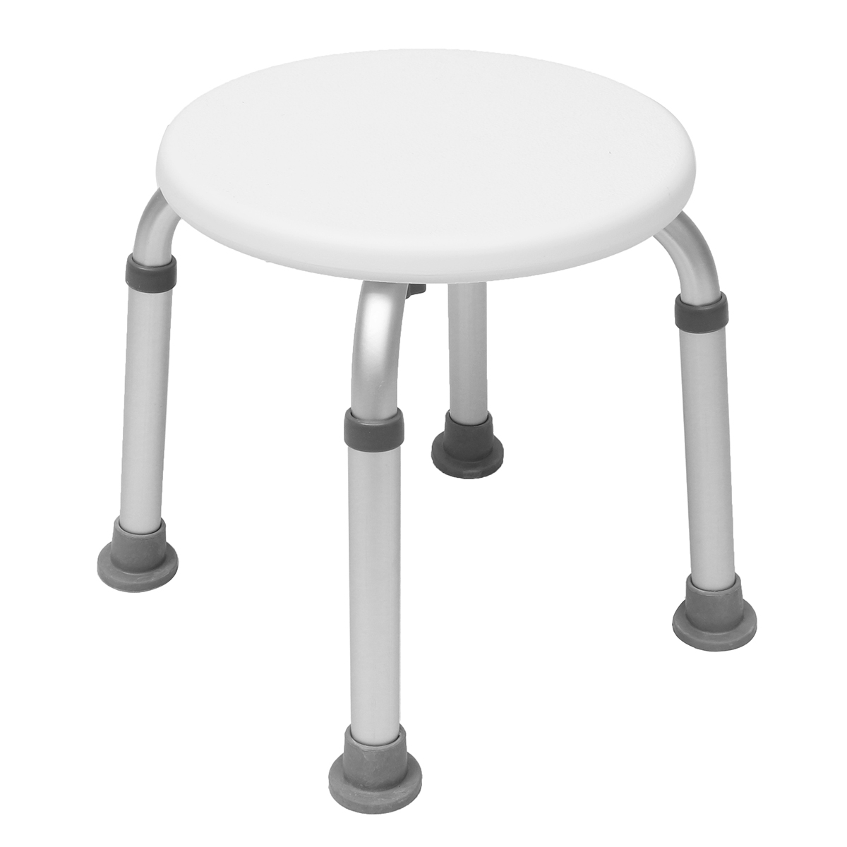 Bath Height Adjustable Elderly Bath Shower Chair Kids Furniture Shower Stool Round Chair Seat Non Slip Disabled Toilet Home Old