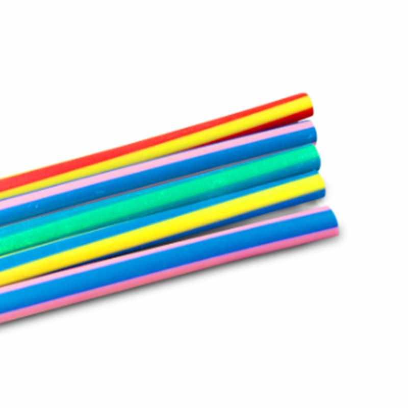 5/2/1 個クリエイティブカラフルなマジック曲げやすい柔軟なソフト鉛筆で消しゴム文房具学生色鉛筆学校オフィス Supplie