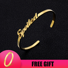 Custom Name Bracelet Silver Gold Stainless Steel Nameplate Bracelets Personalized Bangles For Women Men Kids Gift For Her BFF engraved bracelet for women child name bracelet custom name bangles gold silver stainless steel mujer name bangles jewelry gift