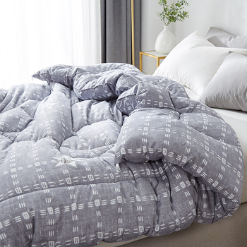 SF King Queen Twin Size Winter Quilt Duvet Very Warm Winter Blanket Comforter Filler 1.5~4kg Weigte Down Quilt Duvet