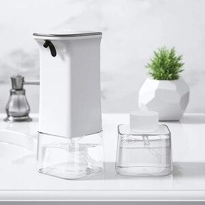 Image 4 - Автоматический индукционный дозатор мыла ENCHEN, бесконтактная пенообразовательная стиральная машина для умного дома и офиса