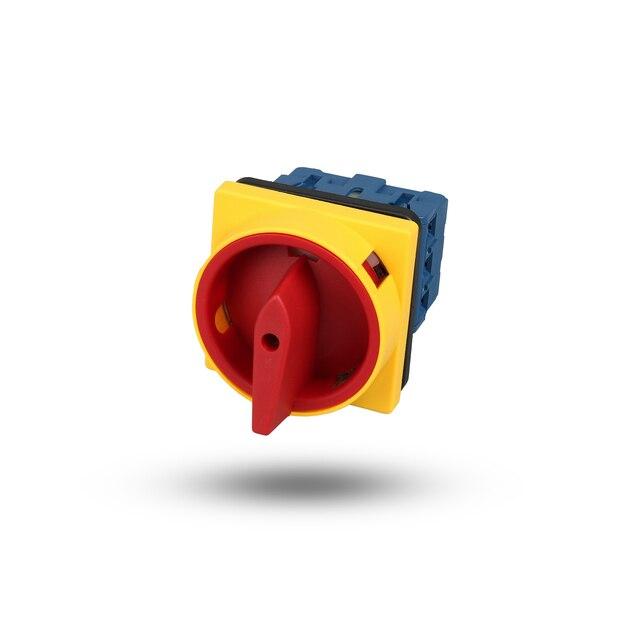 Przełącznik kamery Ue 440V Ith 20A izolator izolatora przełącznik ON OFF 3 biegun (certyfikat CE, CCC, TUV) 300010