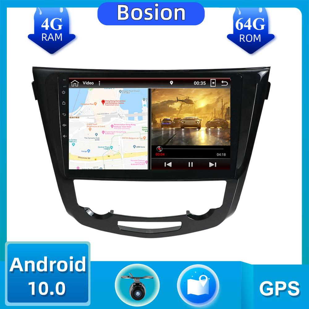 PX6 System 1 Din For Nissan X-Trial 2014 2015 2016 2017 2018 Car Radio Audio Player Wifi SWC BT FM AM USB DAB Multimedia Player image