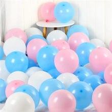 10/20Pcs 2.2G Mat Latex Ballonnen Verjaardagsfeestje Decoraties Globos Baby Douche Bruiloft Kerstmis Nieuwjaar Air helium Ballon