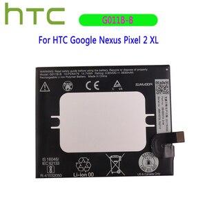 Bateria original 3830mah G011B-B para htc google nexo pixel 2 xl baterias