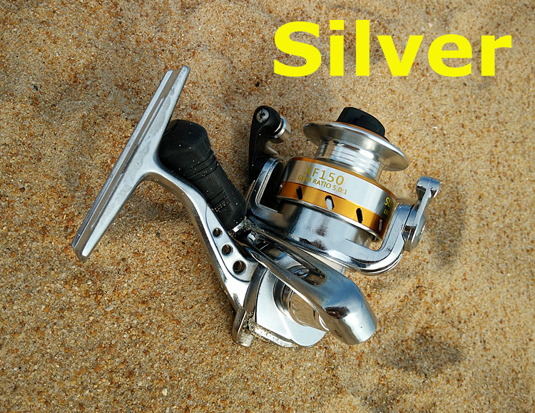 pesca molinete palma tamanho pequeno bolso roda