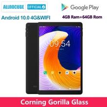 ALLDOCUBE iPlay20 10.1 inch 1200*1920 Dual 4G LTE الهاتف Android10.0 أجهزة لوحية الكمبيوتر SC9863A ثماني النواة 4GB RAM 64GB ROM ثنائي واي فاي جديد