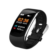IP67 Waterproof Smart Wristband Smart Bracelet Heart Rate Activity Fitness Tracker Bluetooth Smart Watch for IOS Android(China)