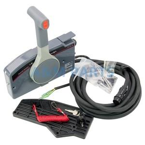 Пульт дистанционного управления с нажимной дроссельной заслонки 703 для подвесного бокового крепления Yamaha, 7-контактный кабель без наклона и...