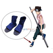 цена на Classic Anime Naruto Cosplay  Costumes Sandals Naruto Uchiha Sasuke  Itachi shoes European size