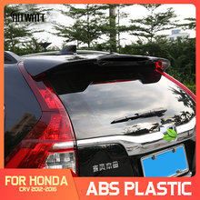 Pasuje do Honda CRV CR-V 2012 2013 2014 2015 2016 Car Styling ABS plastikowe niepomalowane podkład tylne skrzydło bagażnika dekoracja spojlera
