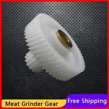 1 Uds piezas de repuesto para engranaje para picadora de carne de plástico Molino de rueda para Elenberg POLARIS VITEK Supra Panasonic Scarlett Liberton Maxwell