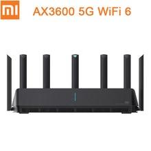 Xiaomi – routeur wi-fi 6 double bande AX3600 AIoT, 2976mbs, Gigabit, WPA3, 5G 802.11ax, PA + LNA, 512 mo, cryptage de sécurité, Original