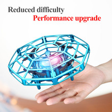 4DRC V3 Mini Drone UFO Toys Infrared Sensing Control Hand Flying Aircraft Quadcopter Infraed RC Helicopter Kid Toy