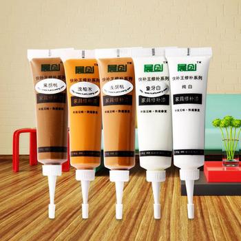 Meble do odnawiania farby produkcji mebli zarysowania szybko do usuwania drewna do odnawiania wklej naprawy farby wypełnienie drzwi do naprawy podłogi tanie i dobre opinie HL90396 polymeric resin 1 pcs about 15g