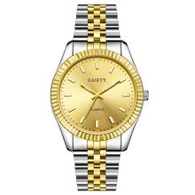 Moda zegarki męskie luksusowe zegarki Reloj Mujer Casual zegarki kwarcowe zegarki męskie zegarki męskie zegarki Relogio Feminino tanie tanio SENORS Luxury ru QUARTZ 3Bar Składane zapięcie z bezpieczeństwem CN (pochodzenie) STAINLESS STEEL Hardlex Nie pakiet