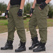 Men's Cargo Pants lightweight Breathable Quick Dry 2019 Summer Male Casual Army Military Trousers high quality