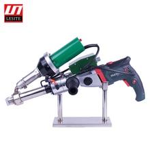 Extrudeuse manuelle en plastique HDPE, pistolet à souder, soudeur pour soudage de plastique PP, extrudeuse pour soudage manuel LST610A