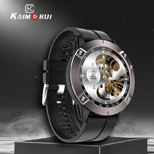 Kaimorui Smart Watch, Fitness Tracker with Bluetooth Call, Activity Tracker with Heart Rate BP BO Monitor, Smartwatch Men Women