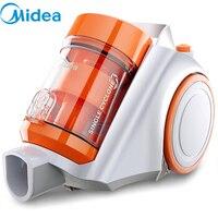 Robô aspirador de pó portátil 1000w  separação de ciclone elétrica de baixo ruído  máquina de limpeza sem consumíveis