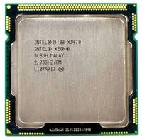 Четырехъядерный процессор Intel Xeon X3470 2,933 ГГц с восьмиядерным процессором 95 Вт четырехъядерный процессор 8 м 95 Вт LGA 1156