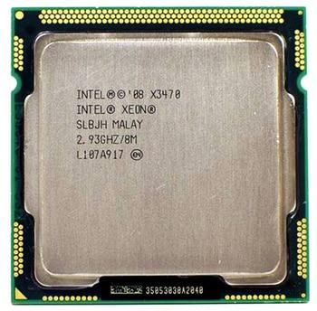 Intel Xeon X3470 2.933 GHz Quad-Core Eight-Thread 95W CPU Processor Quad-Core 8M 95W LGA 1156 - DISCOUNT ITEM  50% OFF All Category