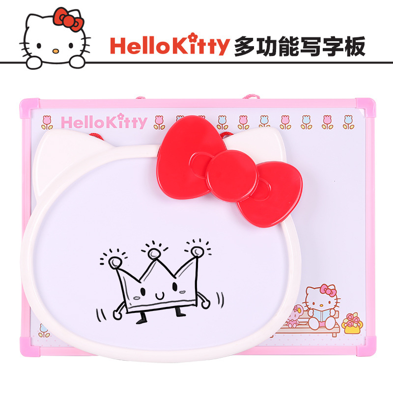 KT Whiteboard CHILDREN'S Cartoon Magnetic Drawing Board Healer Magnetic Plastic Educational Sketchpad Send White Pen