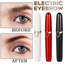 Electric Eyebrow Trimmer Women Face Razor Eyebrow Epilator Shaver Painless Fast Eye Brow Trimmer Portable Hairs Luxury Shaver avon electronic brow trimmer