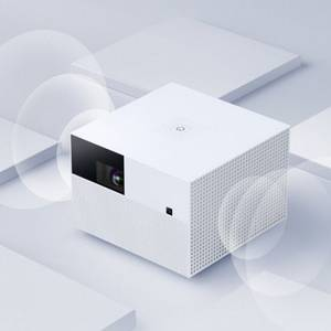 Image 3 - Xiaomi Fengmi Vogue DLP Projector 1500ANSI Lumens 2GB 32GB MIUI TV Smart Home Theater Projector Support Side Projection