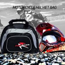 Large Capacity Motorcycle Helmet Bag Waterproof Handbag Motorcycle Back Seat Bags Knight Travel Luggage Case Backpack Tool Bag цена и фото
