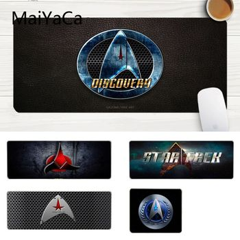 MaiYaCa Your Own Mats Star Trek High Speed New Mousepad Laptop Gaming Lockedge Mice Mousepad Gaming Mouse Pad