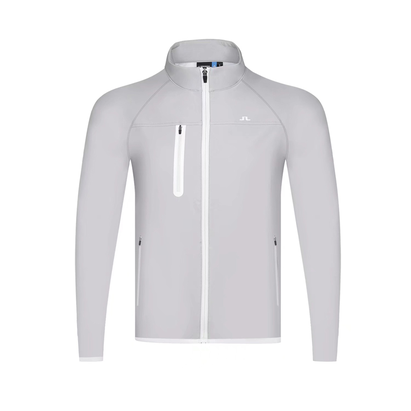 New JL Golf Jacket Men's Plus Velvet Golft-shirt  Jacket Comfortable Warm Golf Clothing Free Shipping