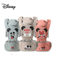 Disney Baby Carrier Waist Stool Newborn Infant Baby Sling Fr