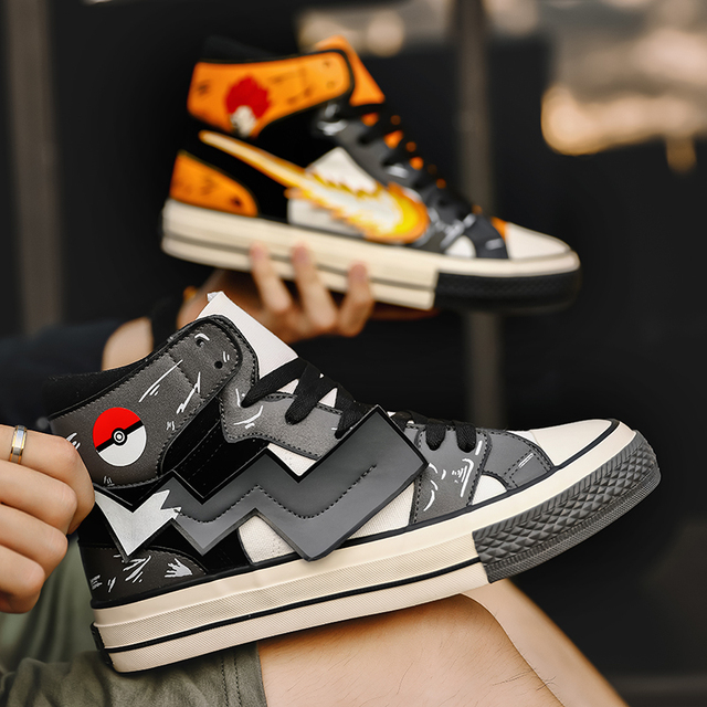DRAGON BALL Z HIGH TOP SHOES