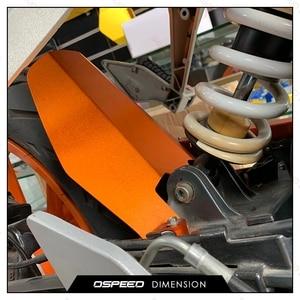 For KTM Duke 390 125 200 250 DUKE 2013 2014 2015 2016 2017 2018 Motorcycle Accessories Rear Fender aluminium alloy Mudguard