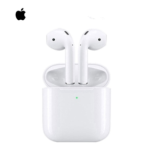New Original Apple Airpods 2nd Wireless Bluetooth Earphone Active Noise Cancellation with Charging Case Quick Charging