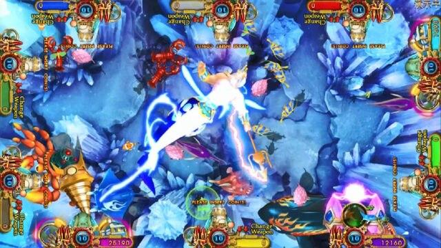 Hottest  Hunter 8 Player Casino Ocean King 3 Plus Poseidon's Realm 2